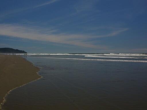 Long Beach, Washington.
