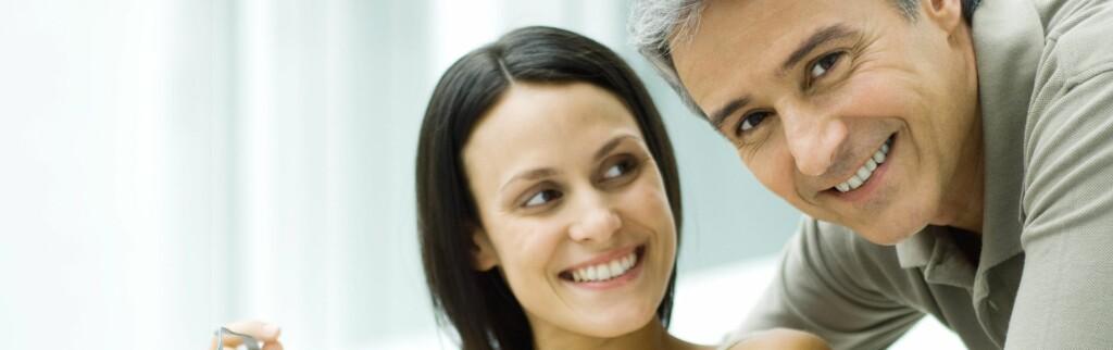 Menn er stort sett utro før de når 55-års alder, viser studie. Illustrasjonsfoto: colourbox.com