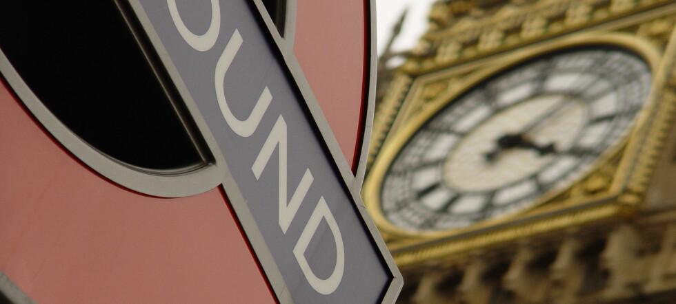 Høsten er den beste tiden å dra på storbyferie til London. Hotell trenger ikke koste all verden heller. Illustrasjonsfoto: Colourbox Foto: Colourbox.com