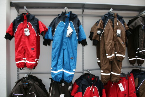 Dress fra Polarn O.Pyret. Før: 1095 kroner, nå: 429 kroner. Foto: Kristin Sørdal