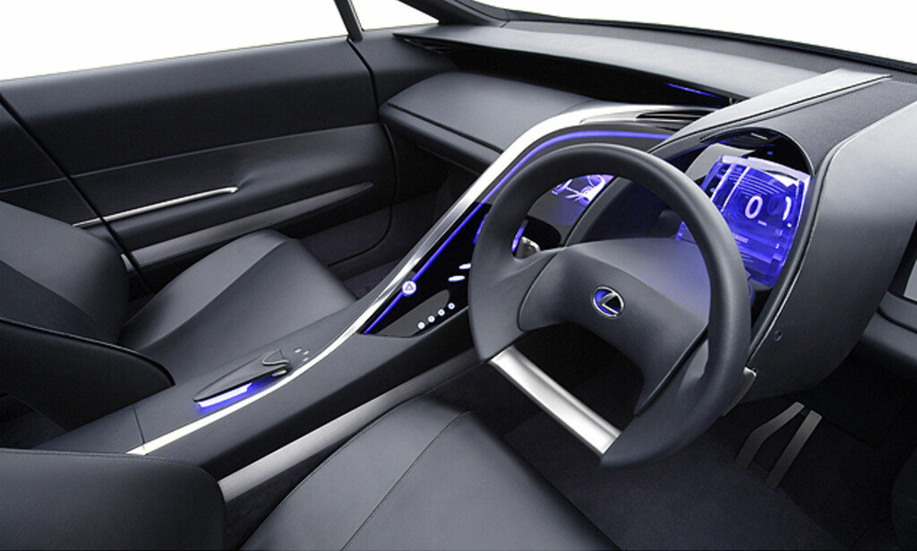 image: Bilder av Lexus LF-Xh