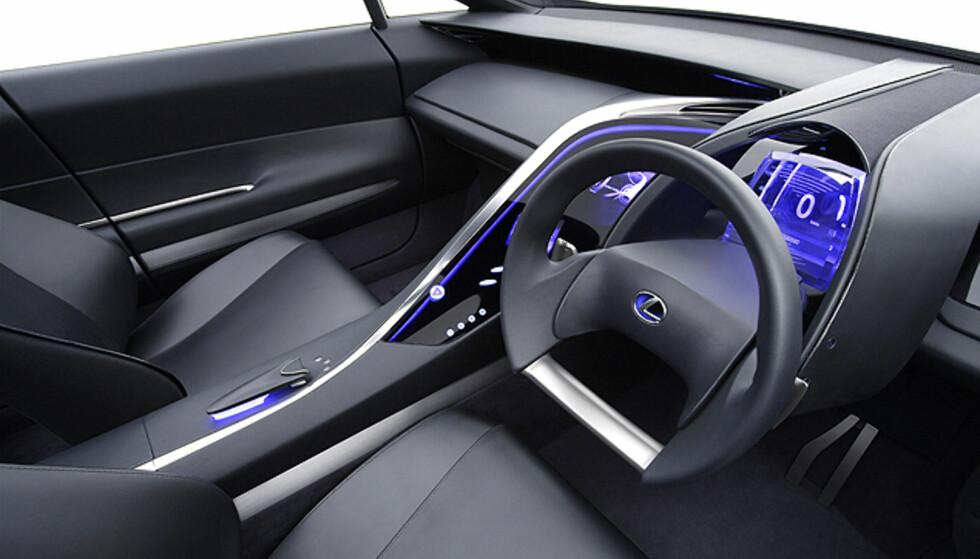 Bilder av Lexus LF-Xh