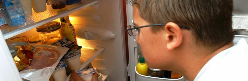 Umettet fett hardner i kjøleskapet og er ikke bra for hjertet ditt. Foto: Colourbox