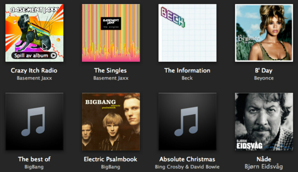 image: Vi har testet iTunes 8
