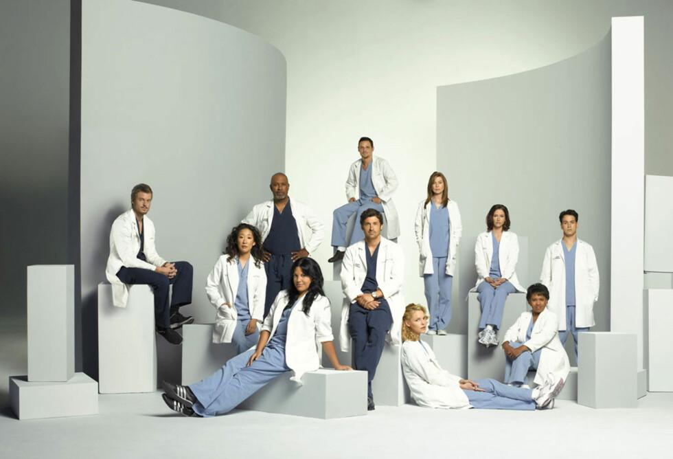 Grey's Anotomy - TV2s mest sette program forrige uke, kan gjøre deg syk ...