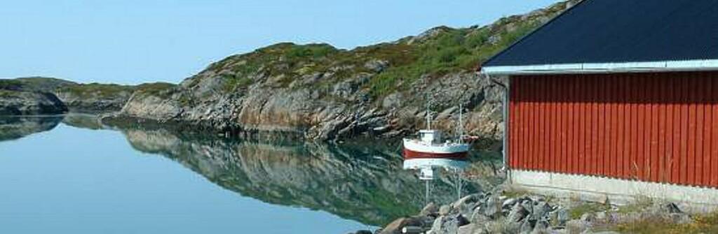 Ble du forelsket i landskapet i Himmelblå? Du er hjertelig velkommen til Vegaøyene. Foto: Marian Lie Johansen