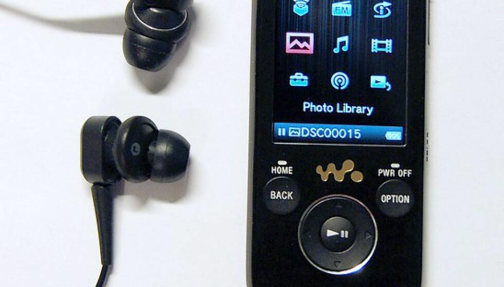 Sony Walkman NWZ-S730F