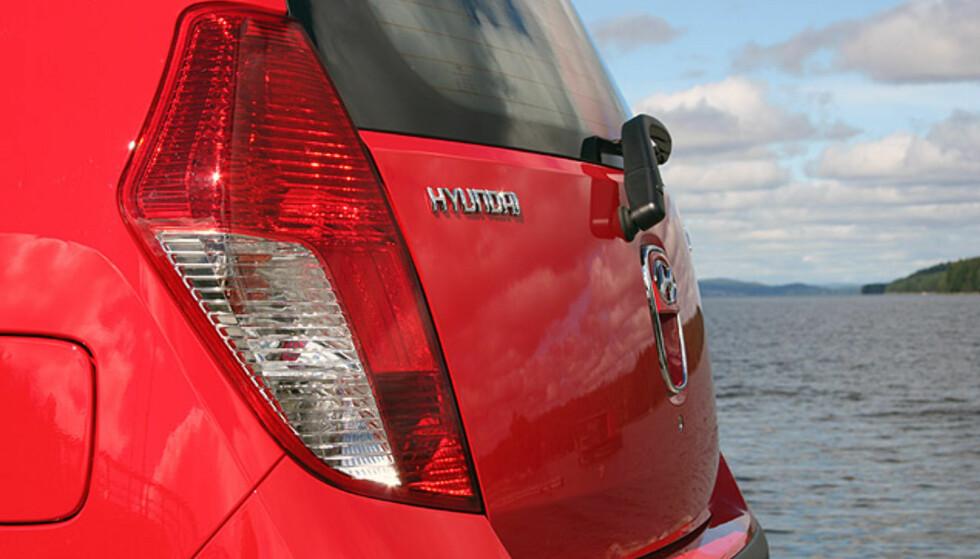 Hyundai i10: Store eksteriørbilder