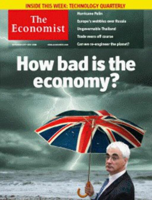 Faksimile av The Economist.