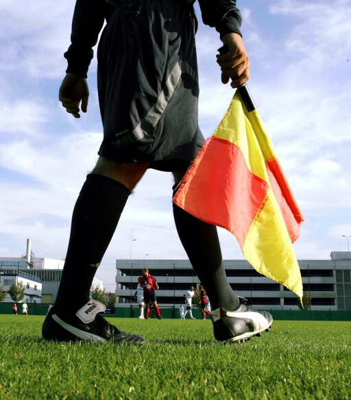 Studenter får se fotball til rabatterte priser. Foto: Colourbox.com