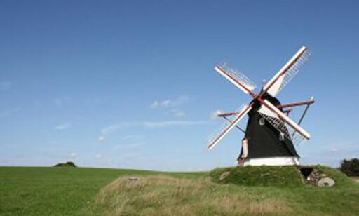 Kan det bli mer dansk? Dorf Mølle. Foto: Stine Okkelmo