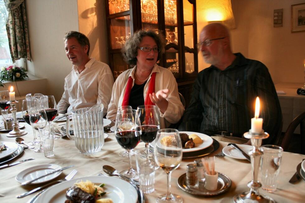Restauranten på Dronninglund Slot serverer dejlig dansk gourmetmat. Foto: Stine Okkelmo
