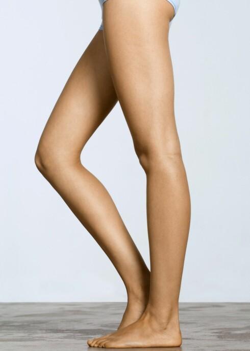 Menn synes, ikke overraskende, at kvinner med lange ben og store bryster er mest tiltrekkende. Illustrasjonsfoto: Colourbox