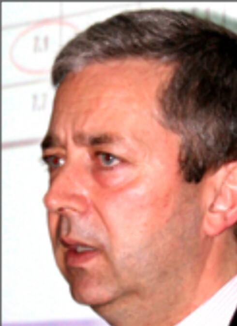 Boligmarkedet fremstilles som om tredje verdenskrig var på gang, sier Bjørn Erik Øye i Prognosesenteret til DinSide.