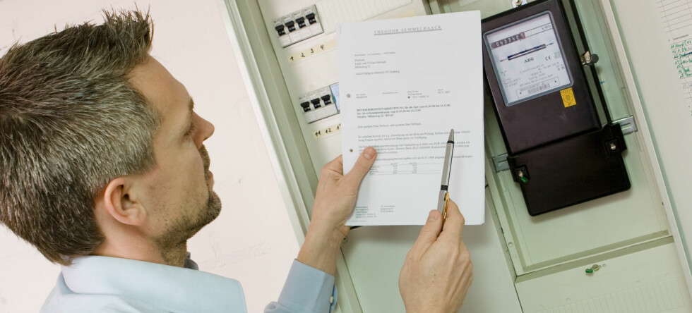 Det er ikke sikkert du merker det med en gang på regningen om du er flink til å spare på strømmen: Strømprisen har doblet seg på få måneder. Foto: COLOURBOX
