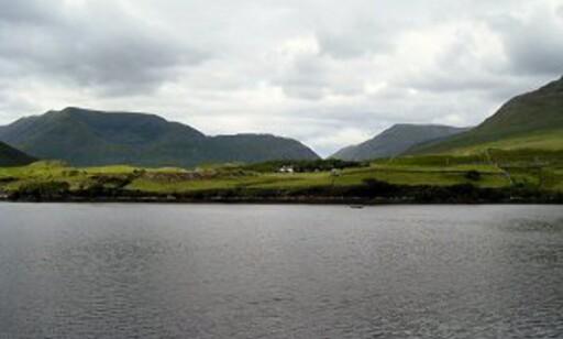 I Vest-Irland er det reisen som er målet. Foto: Stine Okkelmo