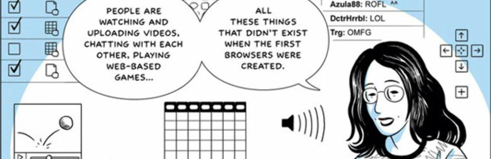 Mye smart tenkning bak Googles nye nettelser.