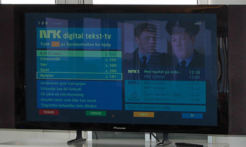 image: RiksTV feirer med kake