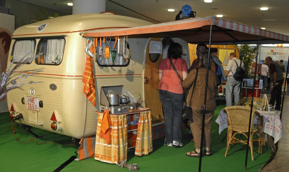 Den gang da ... Foto: Caravan Salon Düsseldorf