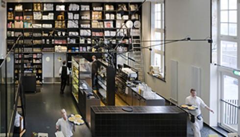 Gode restauranter er det mange av i Amsterdam.