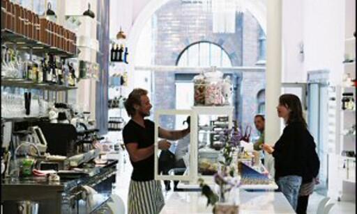 Prøv en smushi på The Royal Café. Foto: Visit Copenhagen