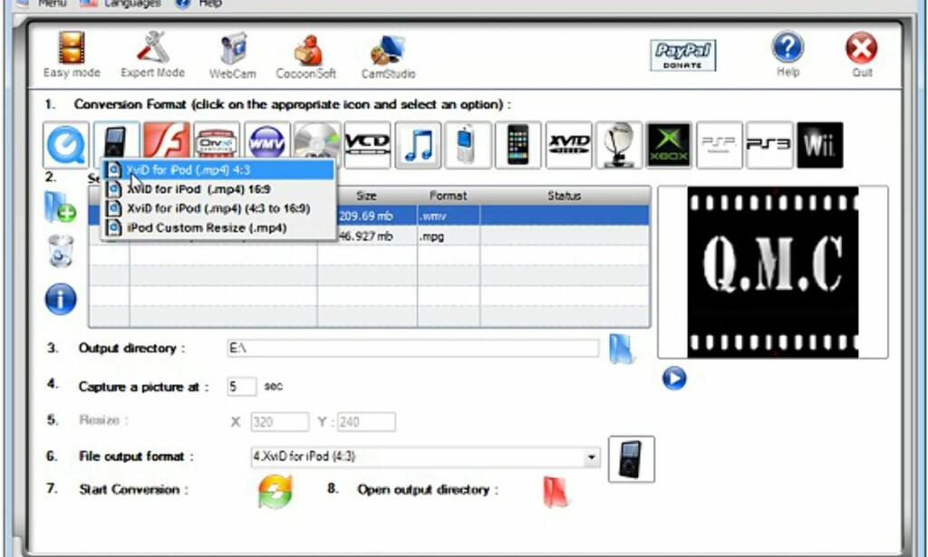 image: Quick Media Converter