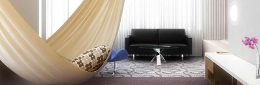 Sove her for 3.470 kroner natten? Foto: Nu Hotel