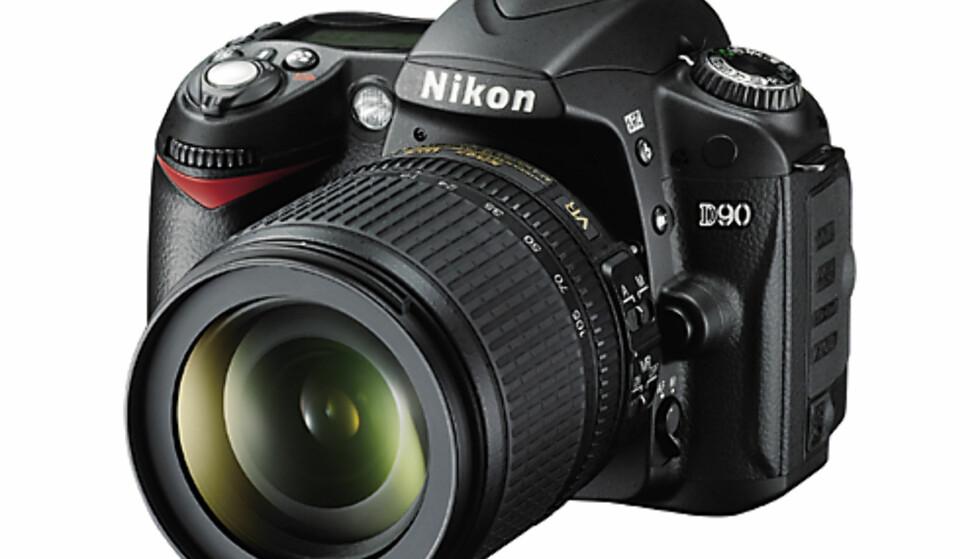 Nikon lanserer nye produkter