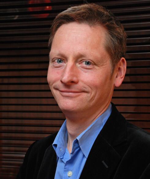 Dagfinn Kalheim, administrerende direktør i Norsk brannvernforening
