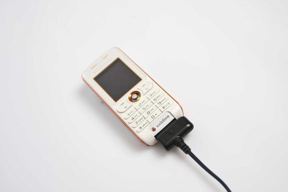 Feil i Telenors mobilnett