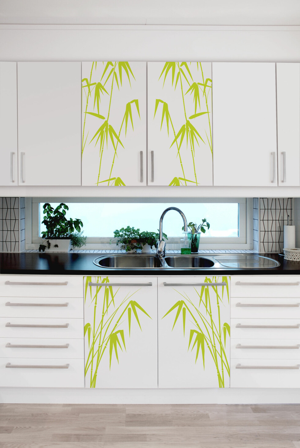 Soothing bamboo i lime Foto: Dodeci