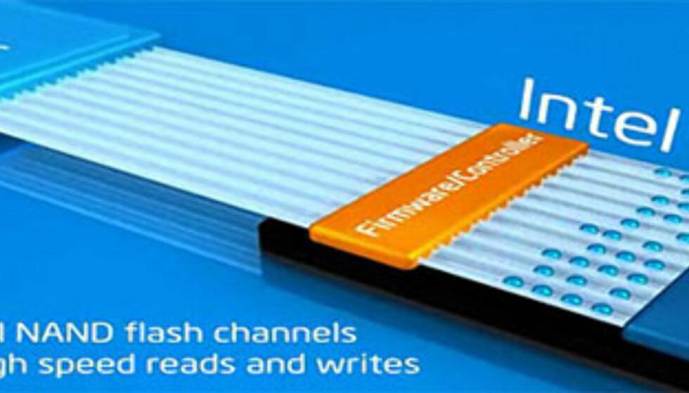 Tre ganger raskere SSD disk