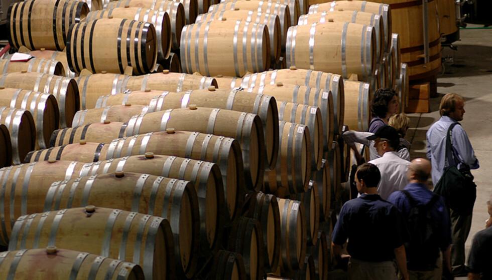 Det satses stort på ordinær vinproduskjon i Douro i disse dager. Men det er et område som likevel er mest kjent for sine portviner. De nye vinene blir fortsatt betegnet som ferske, men særegne på grunn av Douro-dalens egne druetyper.    Foto: Hans Kristian Krogh-Hanssen
