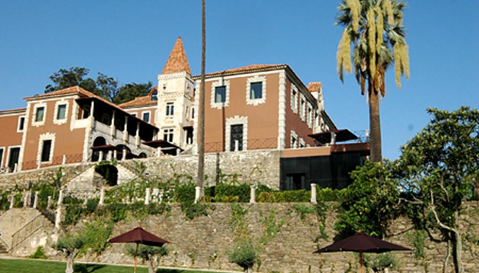 Aquapura Hotel gir deg luksus i utrolige omgivelser. Bygget rundt et gammelt slott fra 1800-tallet.   Foto: Hans Kristian Krogh-Hanssen