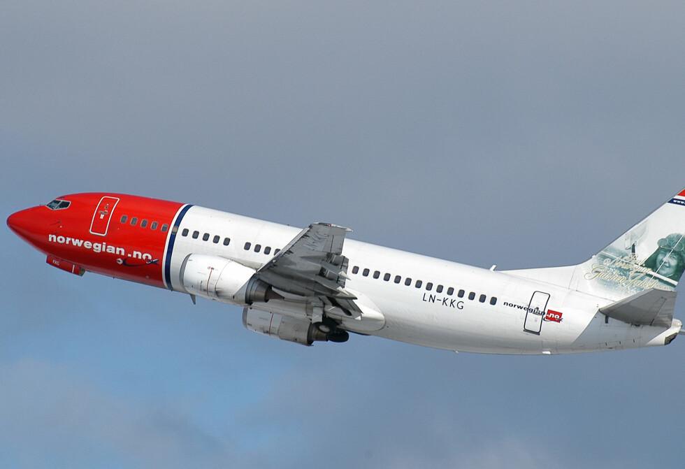 Norwegian risikerer bøter i millionklassen for feilaktig reklame. Foto: HANS OLAV NYBORG