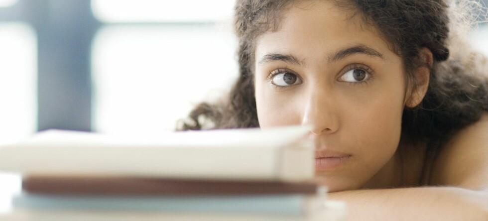 Studenter som fusker på prøvene skal ifølge nye studier være mindre modige og empatiske enn sine medstudenter. Illustrasjonsfoto: colourbox.com