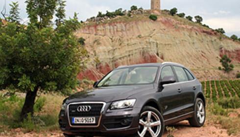 Audi Q5-prisene klare