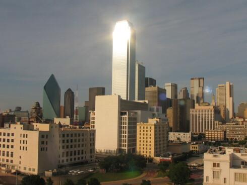 Dallas er USAs 2. billigste by i 2008. Foto: Kevin Finneran