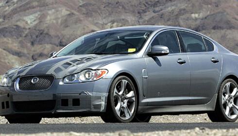 Store bilder av Jaguars kommende kraftkar