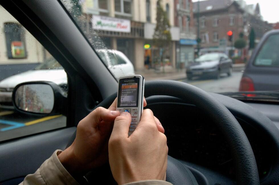 Nå kan du få oppdateringer om ledige hybler til mobilen din.  Foto: Colourbox.com