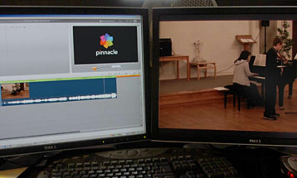image: TEST: Pinnacle Studio 12