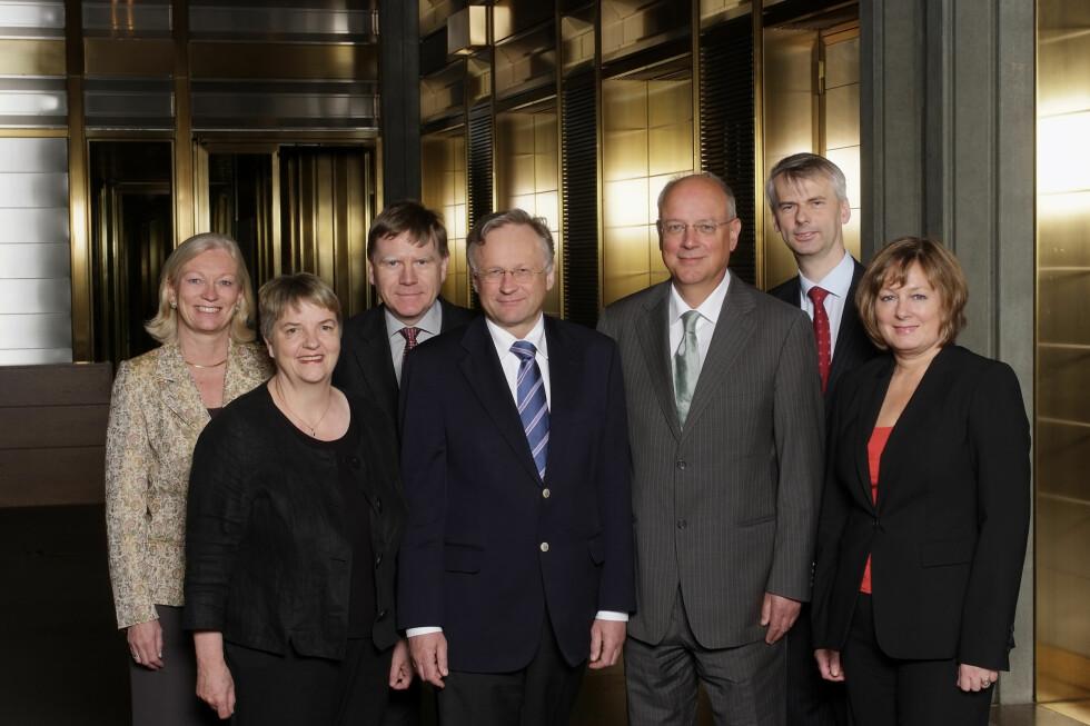 Ingen overraskelse fra Norges Banks hovedstyre i morgen, tror norske økonomer. Foto: Sturlason