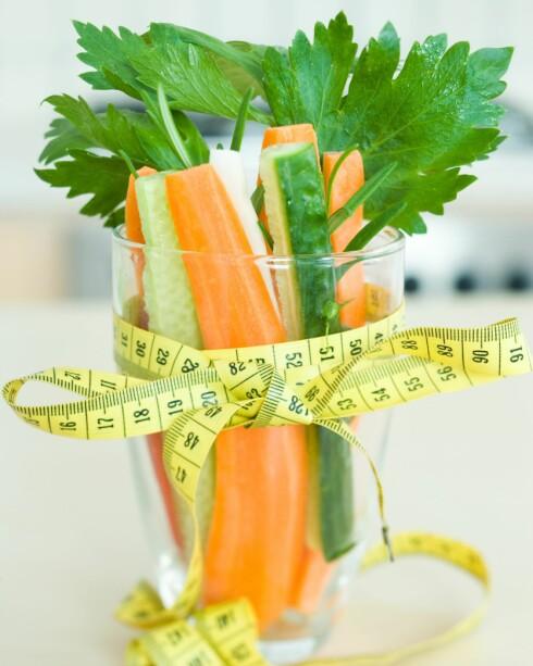Spiser du de riktige karbohydratene, kan det gi deg et bra energi-kick før treningen. Illustrasjonsfoto: Colourbox Foto: 6PA/MAXPPP