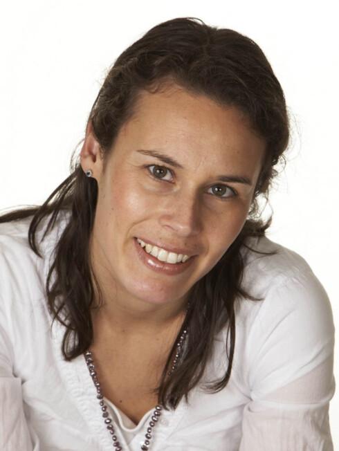 Ernæringsfysiolog Camilla Andersen.