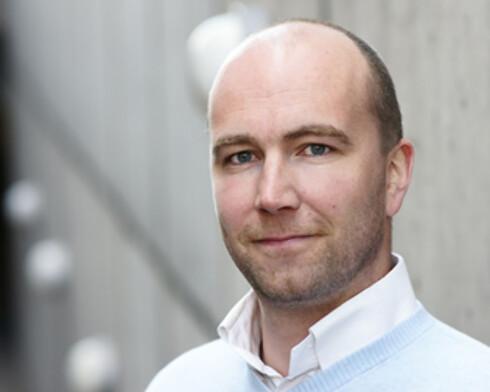 Marius Eriksen er seniorrådgiver i GCI Communique og en av initiativtakerne til Oslo Startups 2008