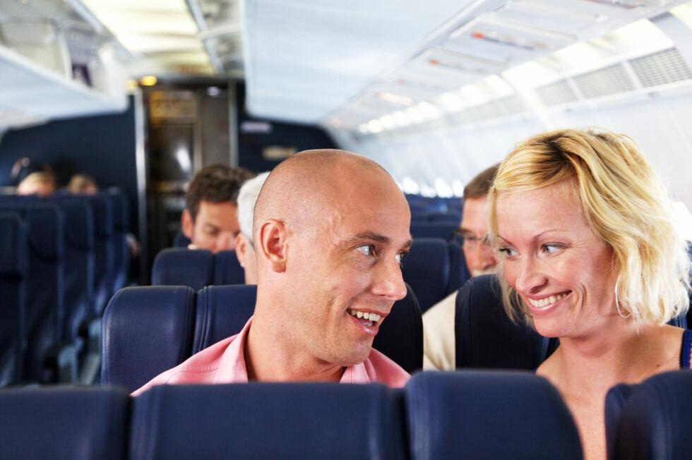 Billigere billett - mer penger å bruke på feriemoro. Foto: Colourbox