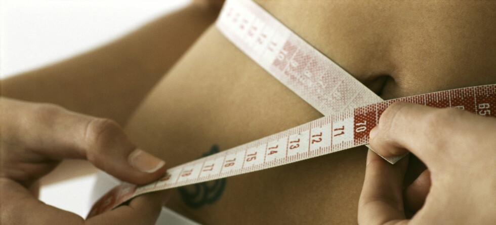Eksperter har ulike oppfatninger om hvorvidt et kosttilskudd kan gjøre deg slank. FOTO: colourbox.com Foto: colourbox.com
