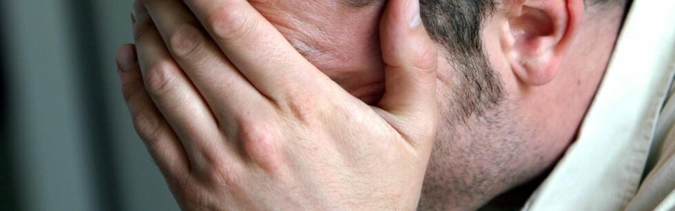 Dårlig nattesøvn tærer på humør og arbeidsevne hos skilte middelaldrende menn, viser studie. Illustrasjonsfoto: colourbox.com