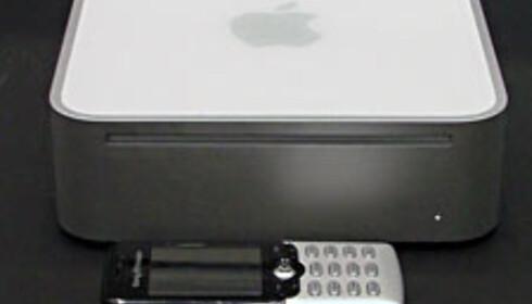 Mac Mini vakte oppsikt i 2005.