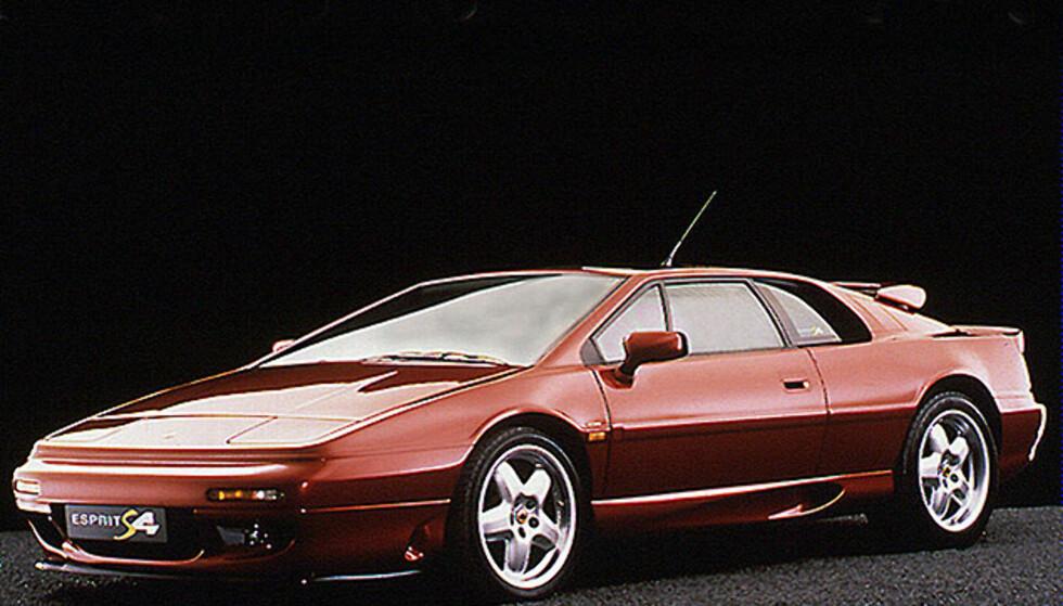 Lotus Esprit S4 (1992-1996) Foto: Lotus